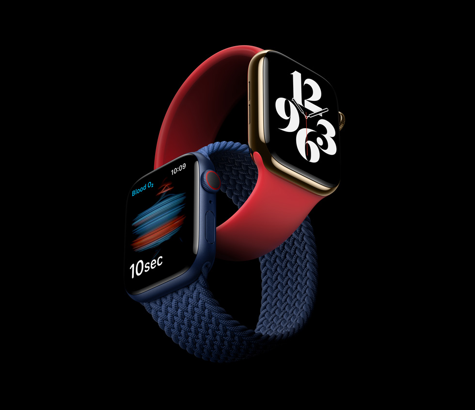 Apple watch series 6 new launch 2020