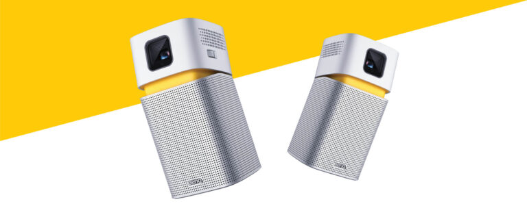 best portable projector india